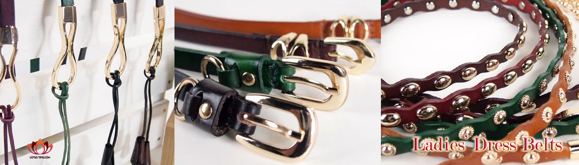 Women's Dress Belts