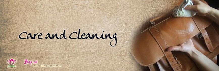 Leather Handbag Care Methods