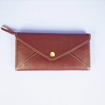 Bree Wallet Red Wine | LotusTing