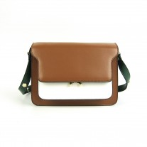 Jacey Crossbody Brown | Butterfield