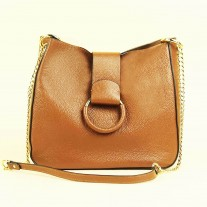 Mazie Crossbody Brown | Butterfield