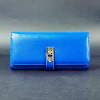 Fionn Wallet Blue | Modern Heritage