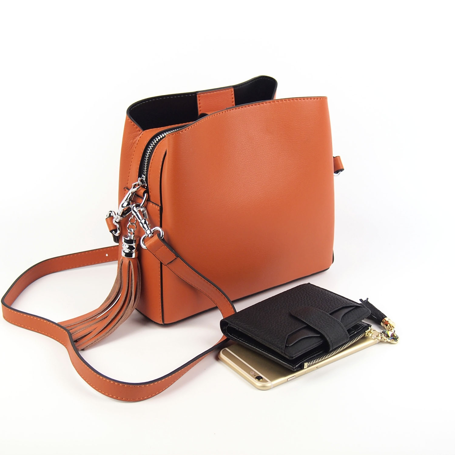 Magnificent Modern Heritage Sheryl Crossbody Front View
