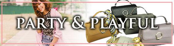 Party and Playful Handbags at LotusTing eShop/eStore