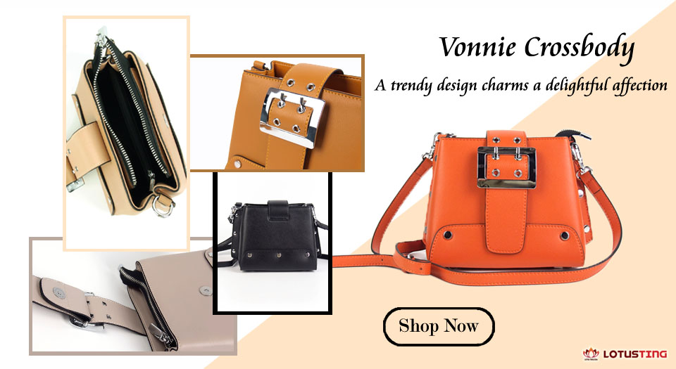 Splendid Butterfield Vonnie Crossbody at Lotusting eShop