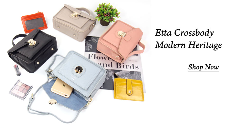 Splendid Modern Heritage Etta Crossbody at Lotusting eShop