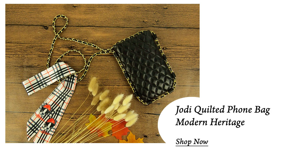 Splendid Modern Heritage Jodi Phone Bag at Lotusting eShop