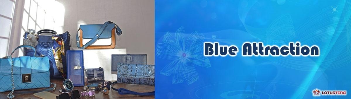 Refreshing Blue