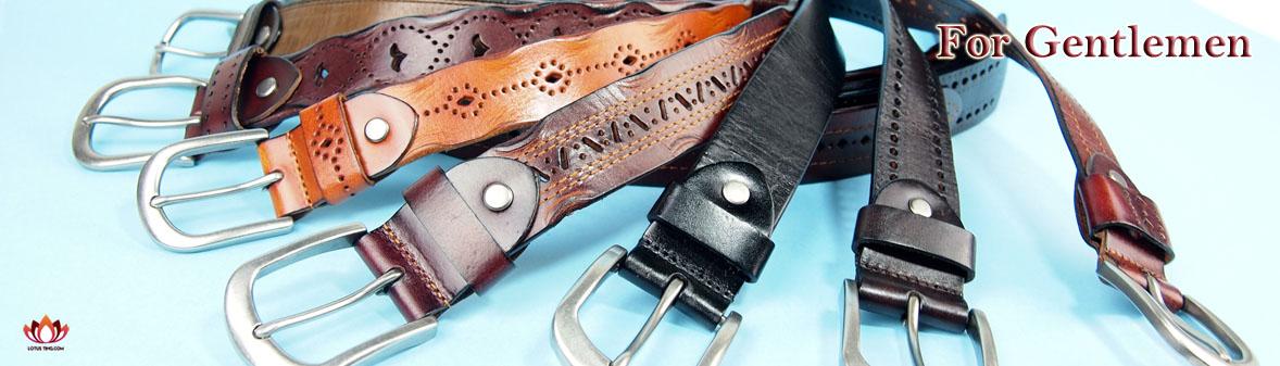 Casual Men's Belts