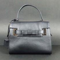 Augie Top Handle Black | Modern Heritage