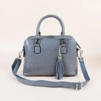 Nikki Top Handle Grey | Modern Heritage