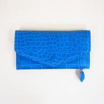 Fraser Wallet Blue | Urban Forest