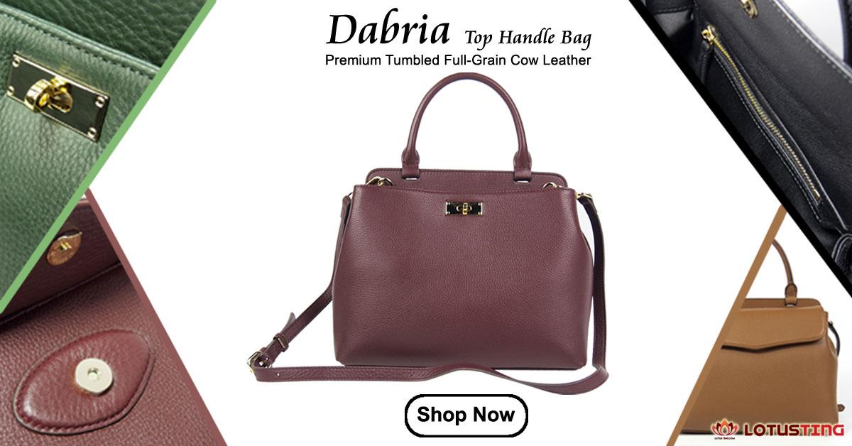 Splendid Modern Heritage Dabira Top Handles at Lotusting eShop