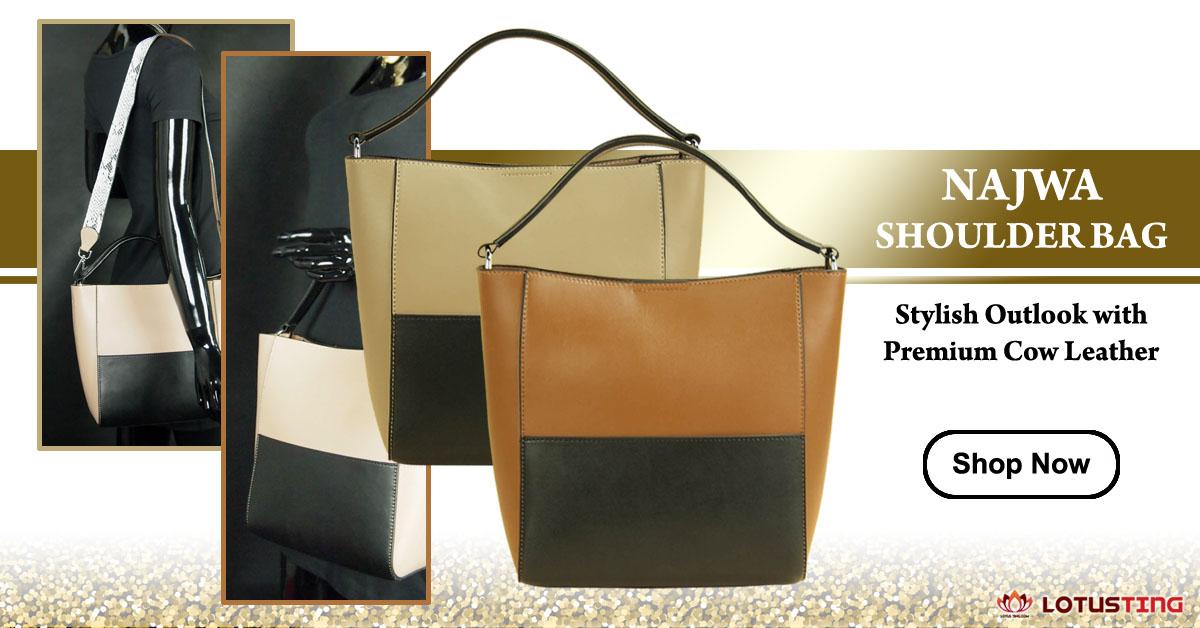 Fabulous Modern Heritage Najwa Handbags at Lotusting eStore
