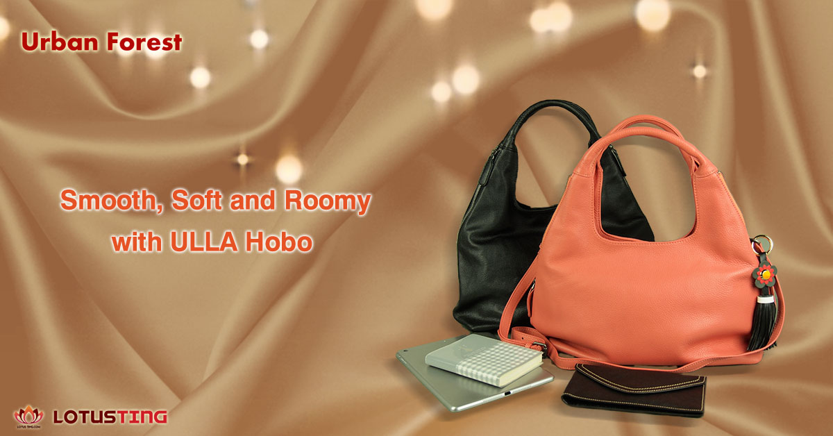 Fabulous Urban Forest Ulla Hobo at Lotusting eStore