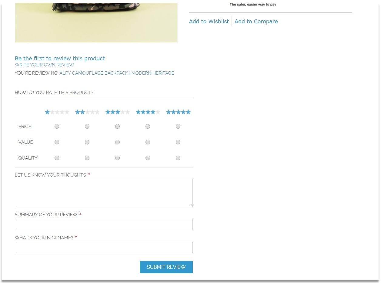 Product Review at Lotusting