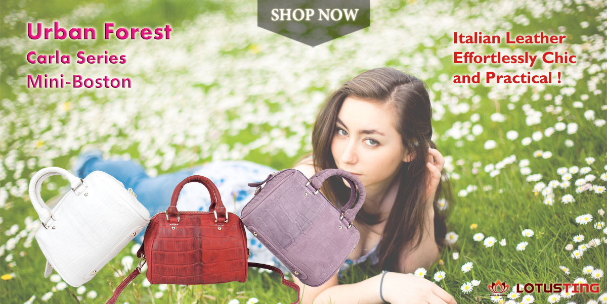 Fabulous Urban Forest Carla Handbags at Lotusting eStore